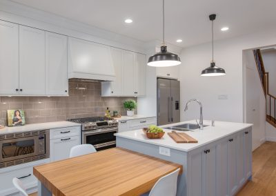 Stylehaven Interior Design - Kitsilano Renovation - Kitchen