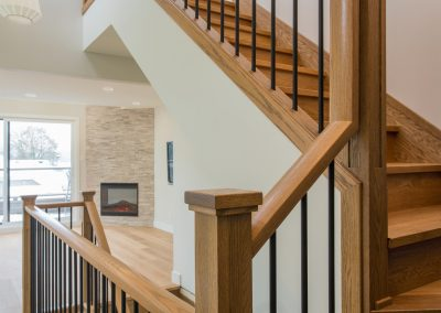 Stylehaven Interior Design - Kitsilano Renovation - Staircase