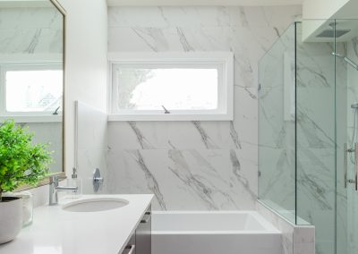 Stylehaven Interior Design - Kitsilano Renovation - Bathroom