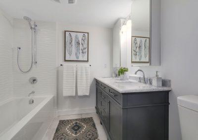 Stylehaven Interior Design - Kitsilano Renovation - Bathroom
