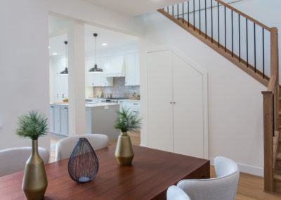 Stylehaven Interior Design - Kitsilano Renovation - Dining Room