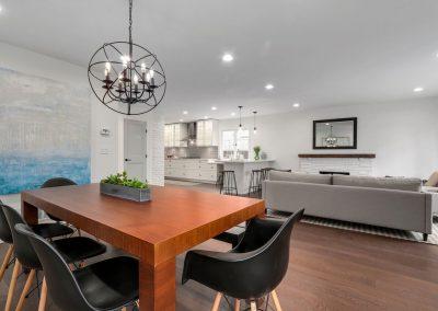 Stylehaven Interior Design - Kitsilano Renovation - Dining Room