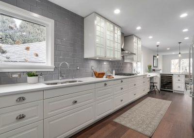 Stylehaven Interior Design - Kitsilano Renovation - Kitchen
