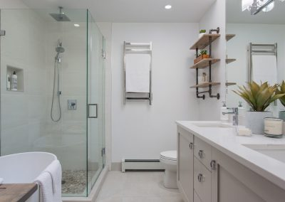 Kerrisdale Master Bath Renovation