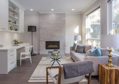 Stylehaven Interior Design - Modern Townhome Renovation