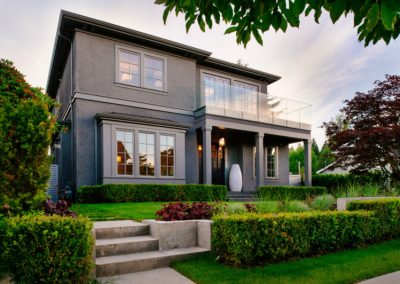 Point Grey Contemporary – Vancouver Custom Home