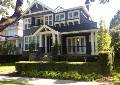Point Grey Craftsman – Vancouver Custom Home
