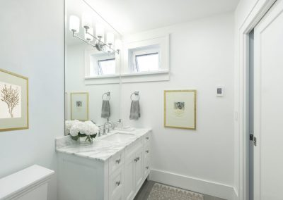 Stylehaven Interior Design - Vancouver Character Addition & Renovation - Master Bathroom