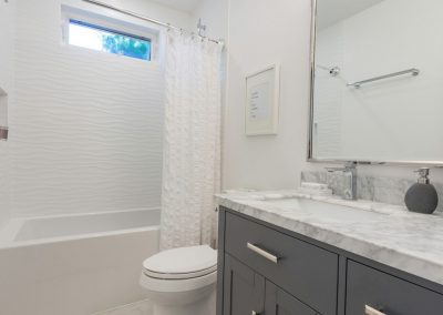 Stylehaven Interior Design - Vancouver Character Addition & Renovation - Kids Bathroom