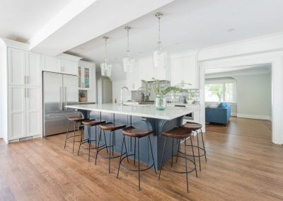 Stylehaven Interior Design - Vancouver Character Addition & Renovation - Kitchen